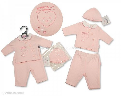Premature 'Mummy Little Sweetheart' Three Piece Set